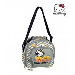 Neceser con Asa y Bandolera de Hello Kitty