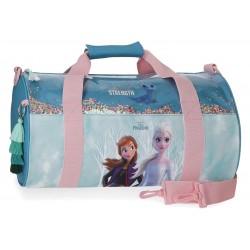 Bolsa de Viaje de 35 cm con Bandolera  Frozen Find Your Strenghten