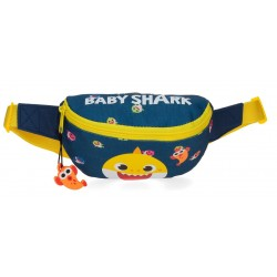 Riñonera Infantil de 27 cm Baby Shark My Good Friend