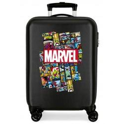 Maleta de Cabina Rígida en ABS Comic Marvel