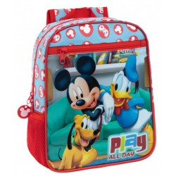 Mochila Guardería Mickey Play