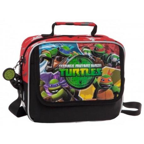 Neceser Adaptable con Bandolera Tortugas Ninja