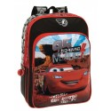 Mochila Grande 40 cm Adaptable a Carro Doble Cremallera Cars Canyon