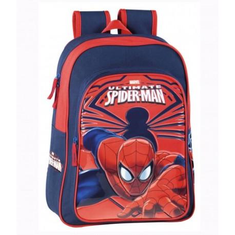 Mochila Adaptable a Carro Spiderman