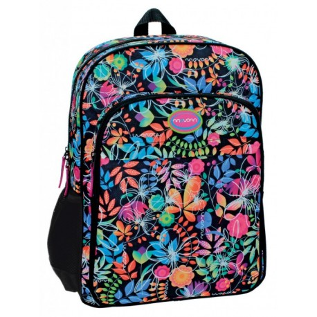 Mochila Adaptable Movom Tropic Dark