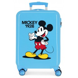Maleta Cabina Rígida en ABS de 4 Ruedas Mickey & Minnie That´s Easy!