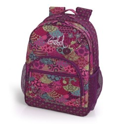 Mochila Adaptable a Carro Doble Compartimento Gabol Pop