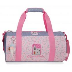 Bolsa de viaje para Niña con Bandolera de 41 cm Enso My Sweet Home
