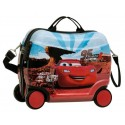 Maleta Infantil 4 Ruedas  CARS CANYON