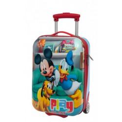 Trolley Infantil  MICKEY PLAY 48 CM