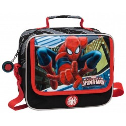 Neceser Adaptable con Bandolera  SPIDERMAN