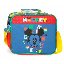 Neceser Adaptable a Trolley con Bandolera Mickey Shape Shifter