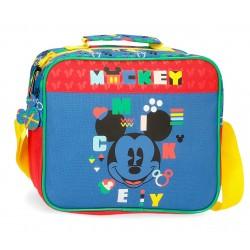Neceser Adaptable a Trolley con Bandolera Mickey Shape Shifter