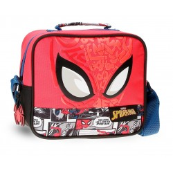 Neceser Adaptable a Trolley con Bandolera  Spiderman Comic