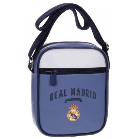 Bandolera Strokes Azul Real Madrid
