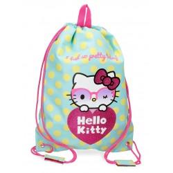 Saco de Cuerdas Hello Kitty Prety Glasses