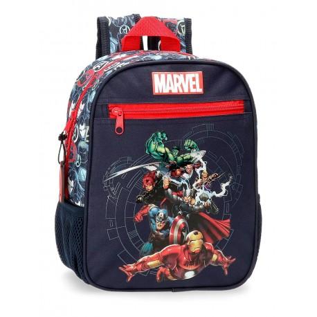Mochila de Guardería de  28 cm Avengers Team