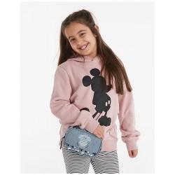 Riñonera Infantil Mickey Denim