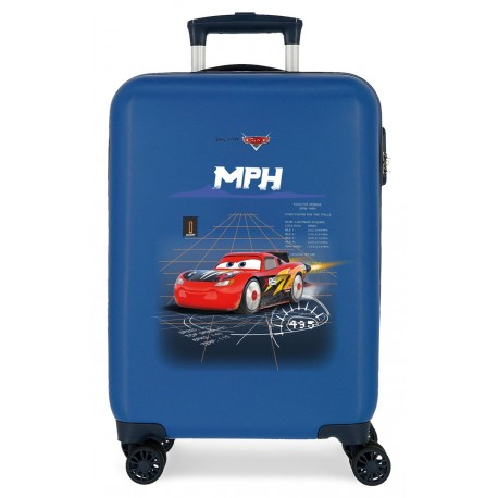 Maleta Cabina Infantil Cars Rocket Racing