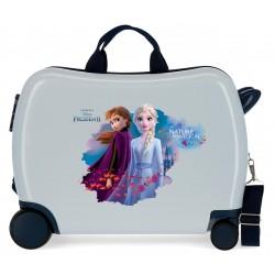 Maleta Infantil Correpasillos 50cm Frozen II Nature Is Magical