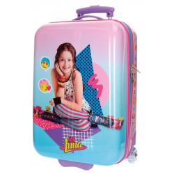 Trolley Infantil de 2 Ruedas Soy Luna