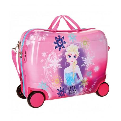 Maleta Infantil 4 Ruedas Correpasillos Frozen