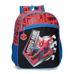 Mochila Infantil de 33cm. Spiderman Great Power