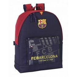 Mochila del Barcelona  43cm con Bolso Frontal