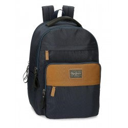 Mohila Grande de 44 cm Portaordenador/Tablet Adaptable a Trolley  Pepe Jeans Pick Up