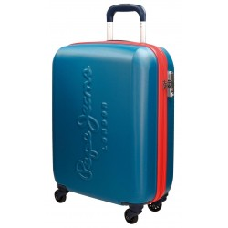 Trolley de  Cabina Pepe Jeans Tricolor Azul