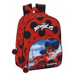 Mochila Infantil Adaptable Ladybug