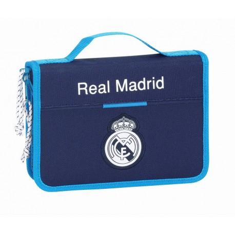 Maletín Real Madrid Pequeño de 34 Piezas Azul