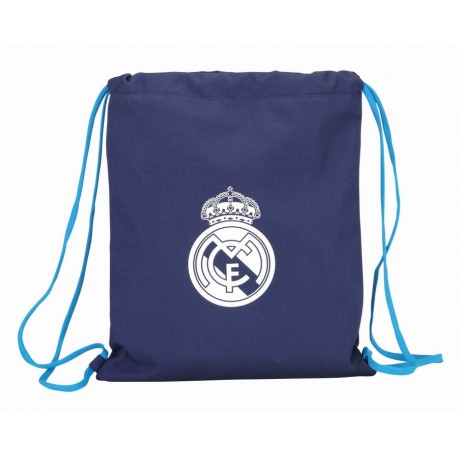 Saco de Cuerdas del Real Madrid color en Azul
