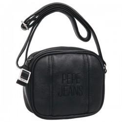 Bolso con Bandolera Pepe Jeans 18 cm negro