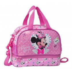 Neceser Minnie adaptable y bandolera