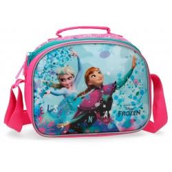 Neceser Frozen Star con Asa y Bandolera Adaptable a Trolley