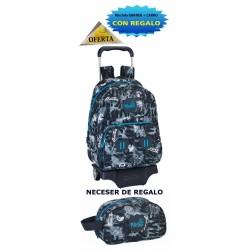 Mochila con Carro + Neceser de REGALO  El  Niño