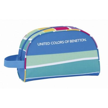 Neceser Adaptable a Trolley o Carro de Benetton Colección Stripes