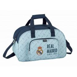 Bolsa de Viaje de Asas y Bandolera con Bolso Frontal del Real Madrid Corporativa