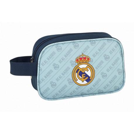 Neceser Real Madrid Corporativa con Asa Lateral