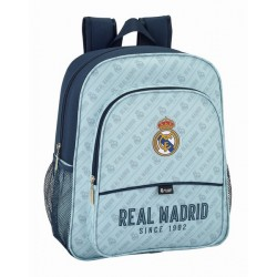 Mochila Adaptable de Tamaño Medio del Real Madrid Corporativa