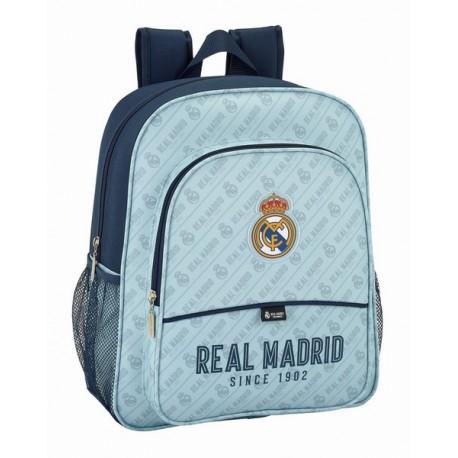 Mochila Adaptable de Tamaño Medio del Real Madrid Corporativa