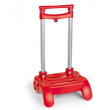 Carro escolar Busquets Rojo