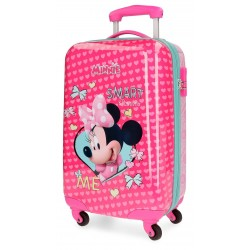 Maleta de Cabina Minnie Happy Helers en ABS