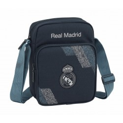 Bandolera 22 cm Real Madrid Dark Grey