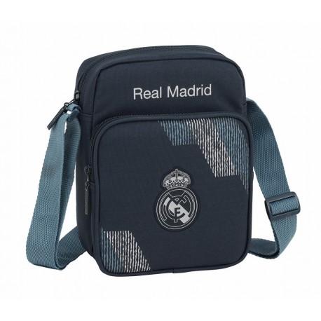 Bandolera 22 cm Real Madrid Dark Grey
