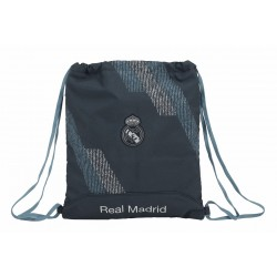 Gym Sac Real Madrid Dark Grey
