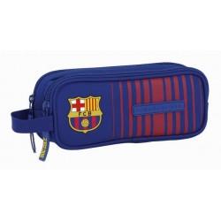 Portatodo Doble Compartimento FC Barcelona