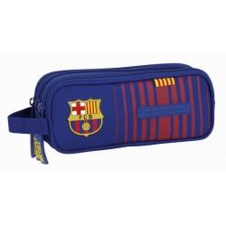 Portatodo Triple Compartimento FC Barcelona