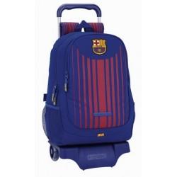 Mochila Grande con Carro FC Barcelona